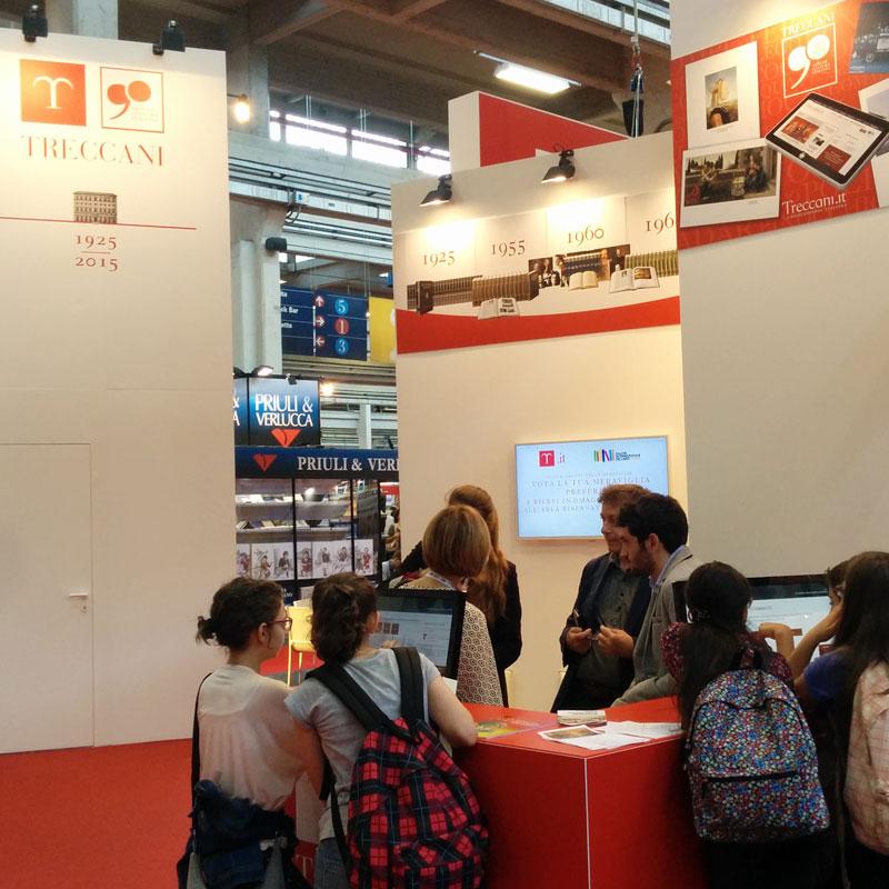 XXVIII Salone del Libro, Torino.