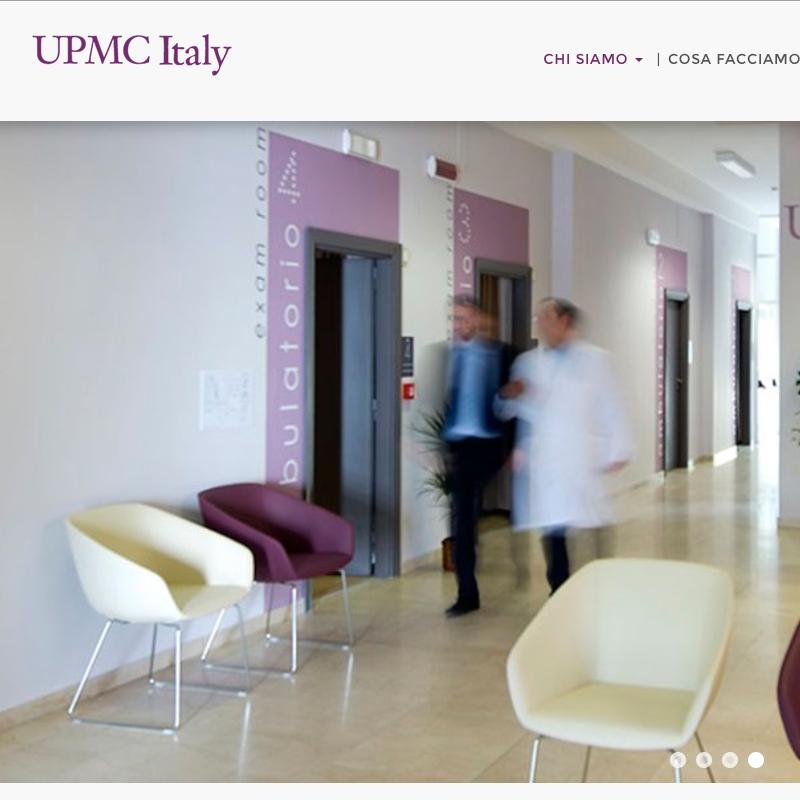 UPMC Italy