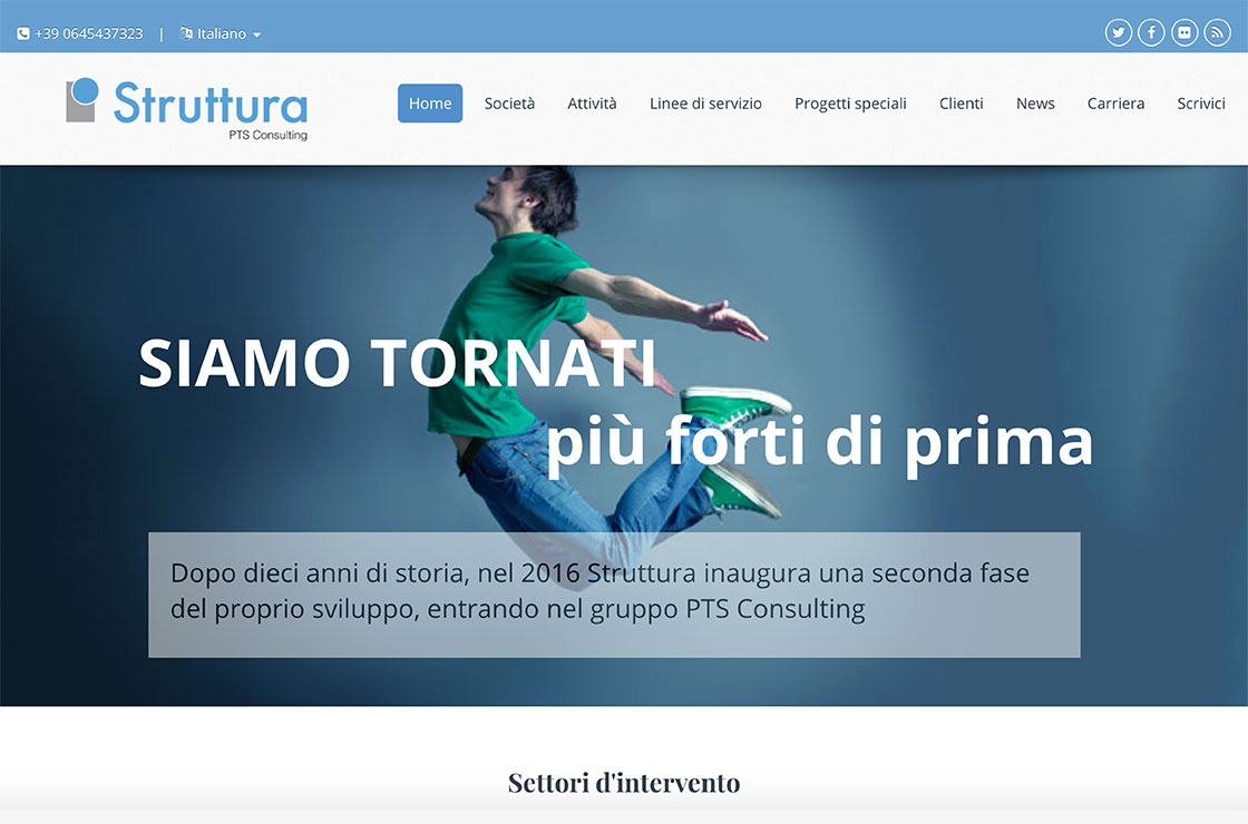 Struttura – Pts Consulting