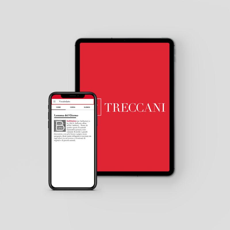 Vocabolario Treccani 2018